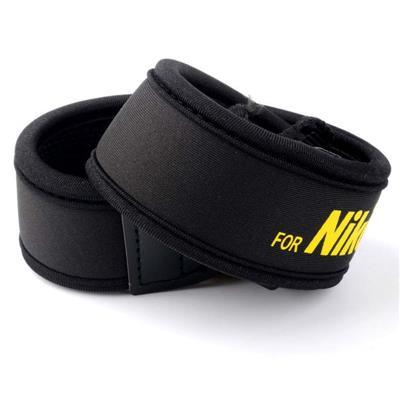 Camera Neck/shoulder Load bearing Neoprene elastic straps for Nikon Camera (3inch)