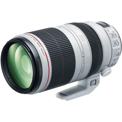 Canon EF 100-400 mm L IS II USM f/4.5 - 5.6 Lens (Black)-accessories