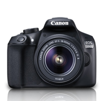 Canon EOS 1300D (EF S18-55 IS II) 18 MP DSLR...