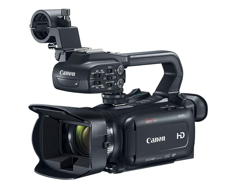 Canon XA11 Camcorder (Black)