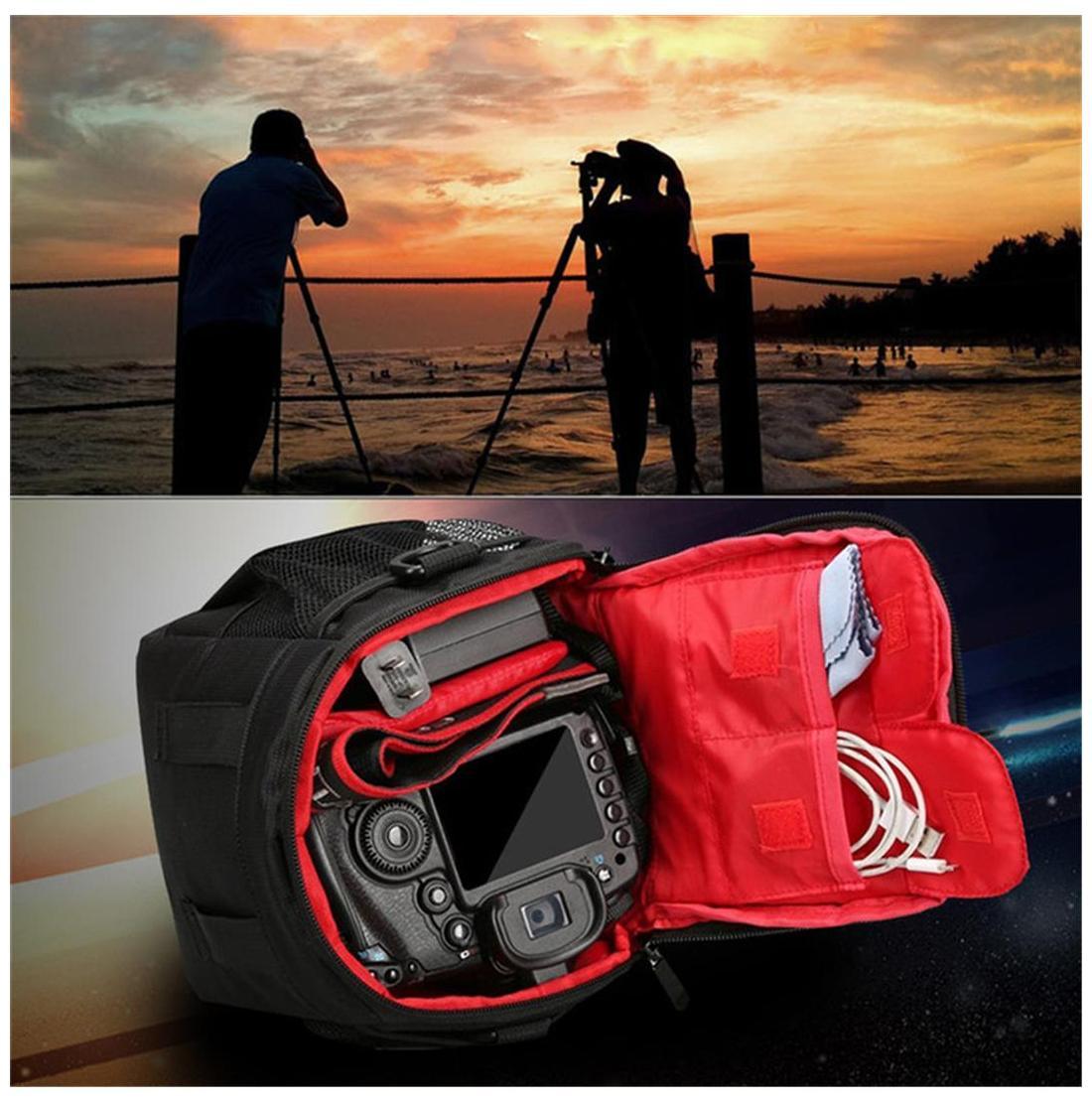 Fashion Outdoor Digital Bag Mirrorless Camera Messenger Camera bag Camera Backpack Camera Backpack Bag