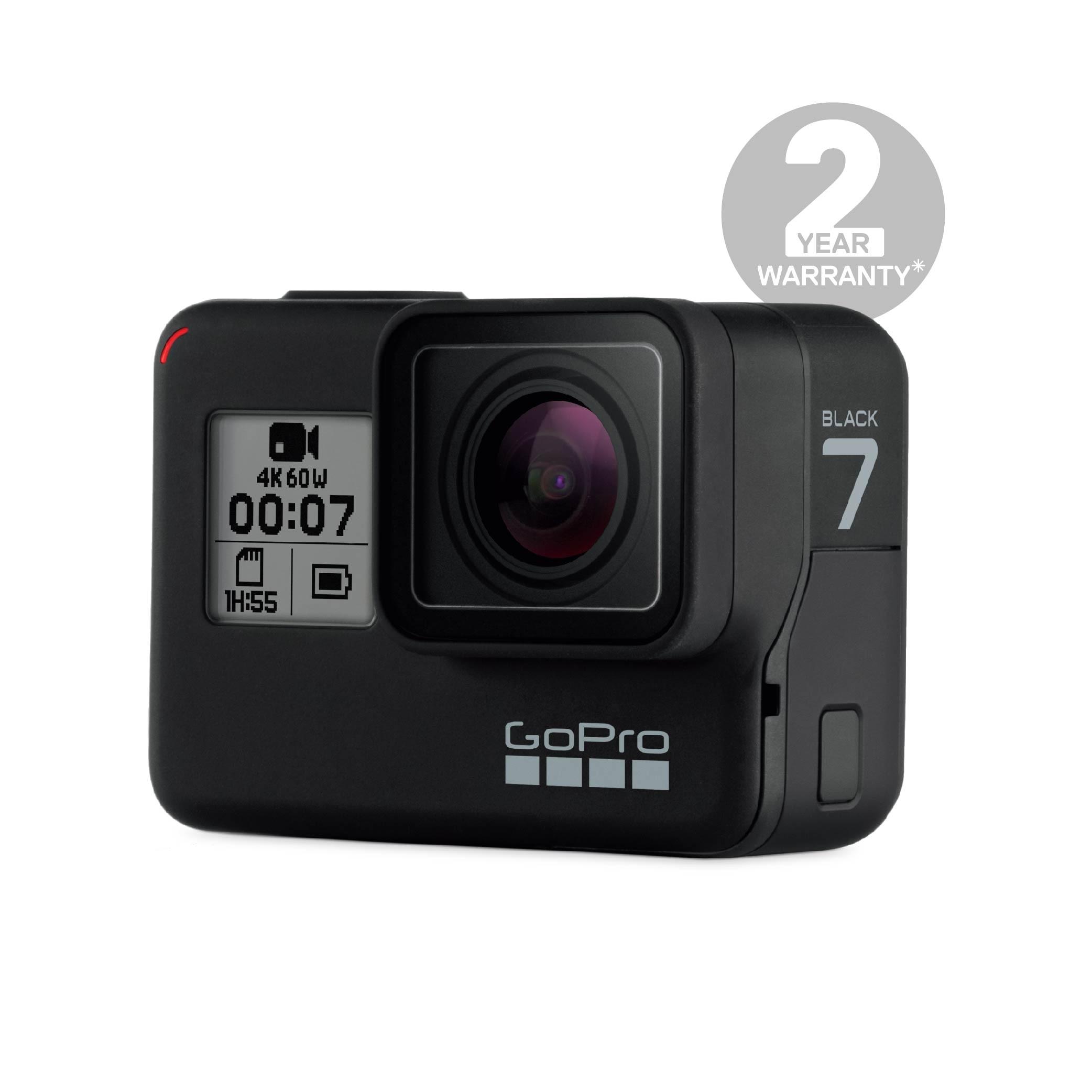 GoPro Hero 7 Black 12 MP Sports & Action Camera