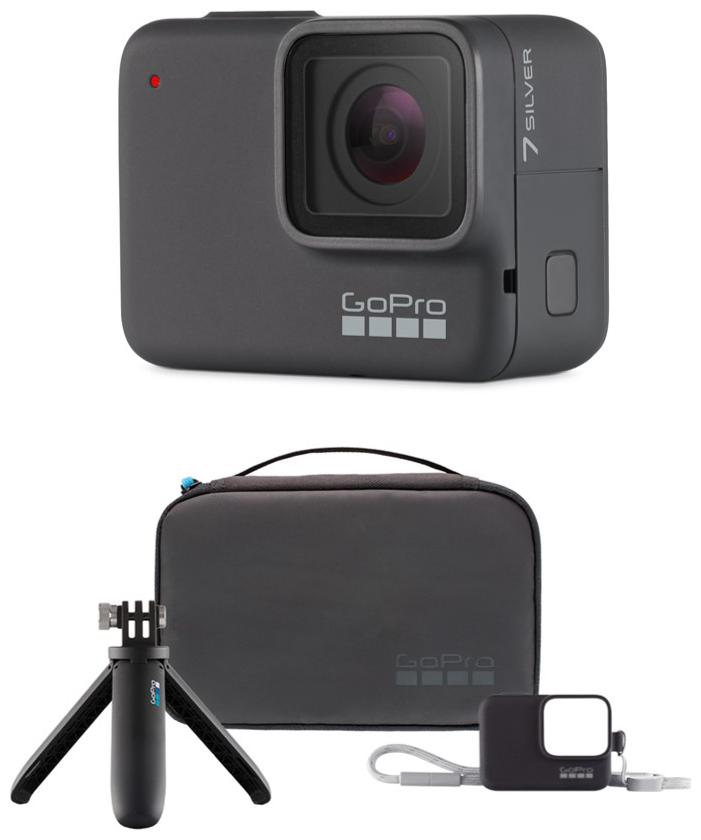 GoPro Hero 7 Silver 10 MP Sports & Action Camera...
