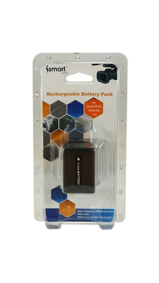 Ismart-Rechargeable-Battery-For-Sony-NP-FH-100