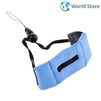Magideal Blue Floating Wrist Strap Band for GoPro Waterproof Camera