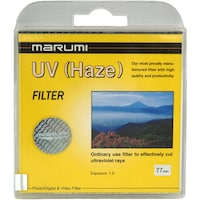 Marumi 77 mm Ultra Violet Haze UV Filter