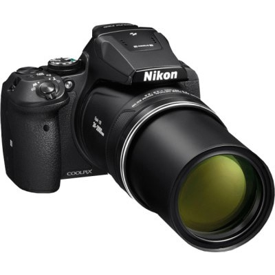 Nikon COOLPIX P900 16 MP High Zoom Point & Shoot...