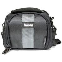 Nikon Coolpix Camera Bag Pouch (Black)