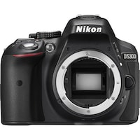 Nikon D5300 (Body Only) 24.2 MP DSLR Camera (Black)