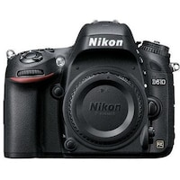 Nikon D610 (Body Only) 24.3 MP DSLR Camera (Black)