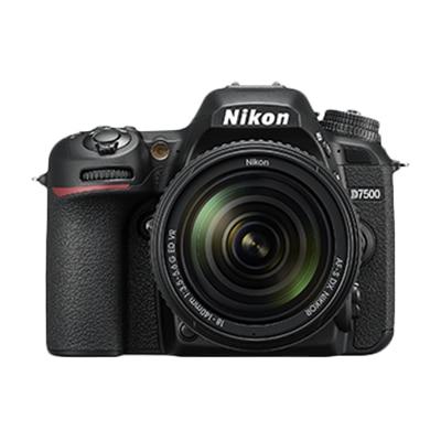 Nikon D7500 (Body Only) 20.9 MP DSLR Camera (Black)
