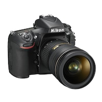 Nikon D810 (24-120 mm VR Lens) 36.3 MP DSLR Camera (Black)