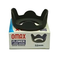 Omax 52 mm Lens Hood for Nikon D3100, D3000, D5100, D3200