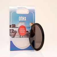 Omax 52mm Neutral Density-4 MULTI-COATED Filter (ND4) For AF-S DX NIKKOR 35 mm f/1.8G Lens