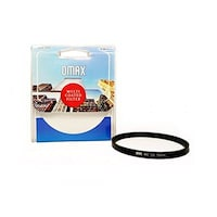 Omax 72mm Multi Coated Ultra Violet (UV) Filter for Canon EF-S 15-85mm f/3.5-5.6 IS USM
