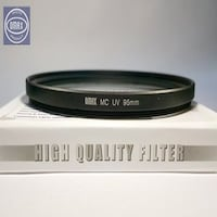 Omax 95mm MC UV Filter for Sigma 50-500 mm F4.5-6.3 APO DG OS HSM Lens