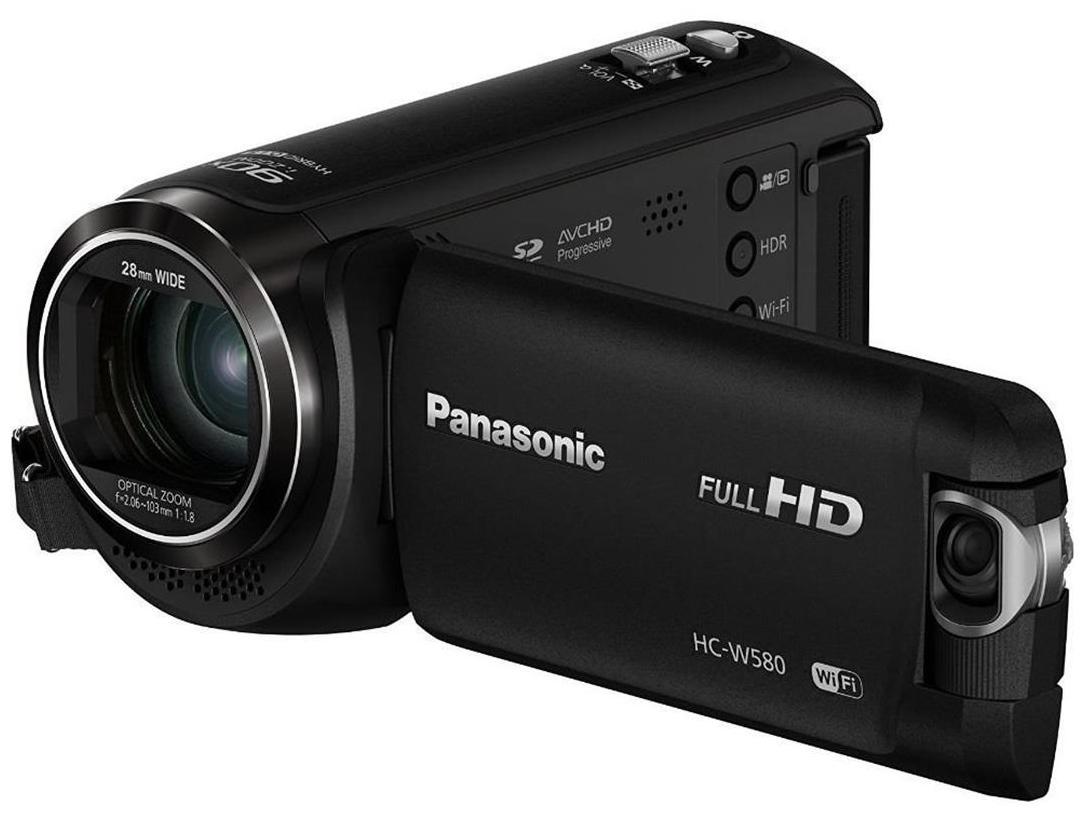 Panasonic HC W580 Twin & Wireless Camcorder