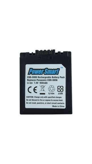 Power-Smart-Rechargeable-Battery-For-Panasonic-CGR-S006