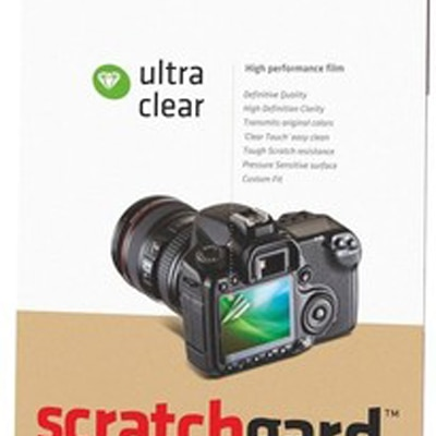 Scratchgard Clear Screen Guard For Canon EOS 70D Image