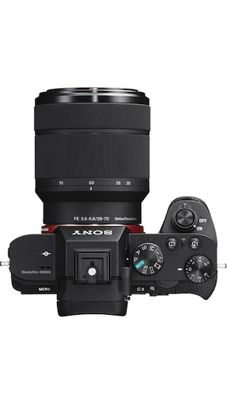 Sony Alpha ILCE-7M2K Mirrorless Camera (With SEL 28-70mm Lens)
