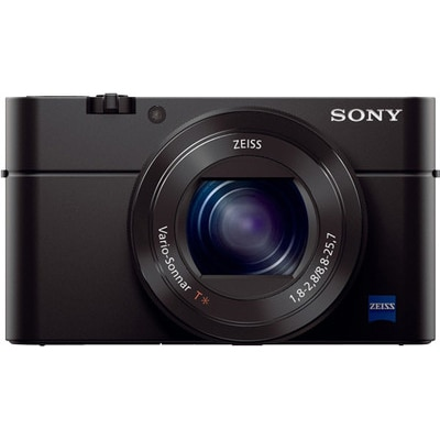 Sony DSC-RX100M3 20.1 MP Point & Shoot Camera (Black)