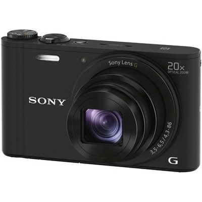 Sony DSC-WX350 18.2 MP High Zoom Point & Shoot Camera...