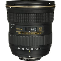 Tokina AT-X 116 PRO DX II AF 11 - 16 mm f/2.8 For Nikon Digital SLR Lens (Black)