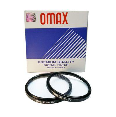 UV Filter For Nikon D5500 AF-P 18-55 & AF-S 55-200mm Lens (SET OF 2 FILTER) 55mm & 52mm Image