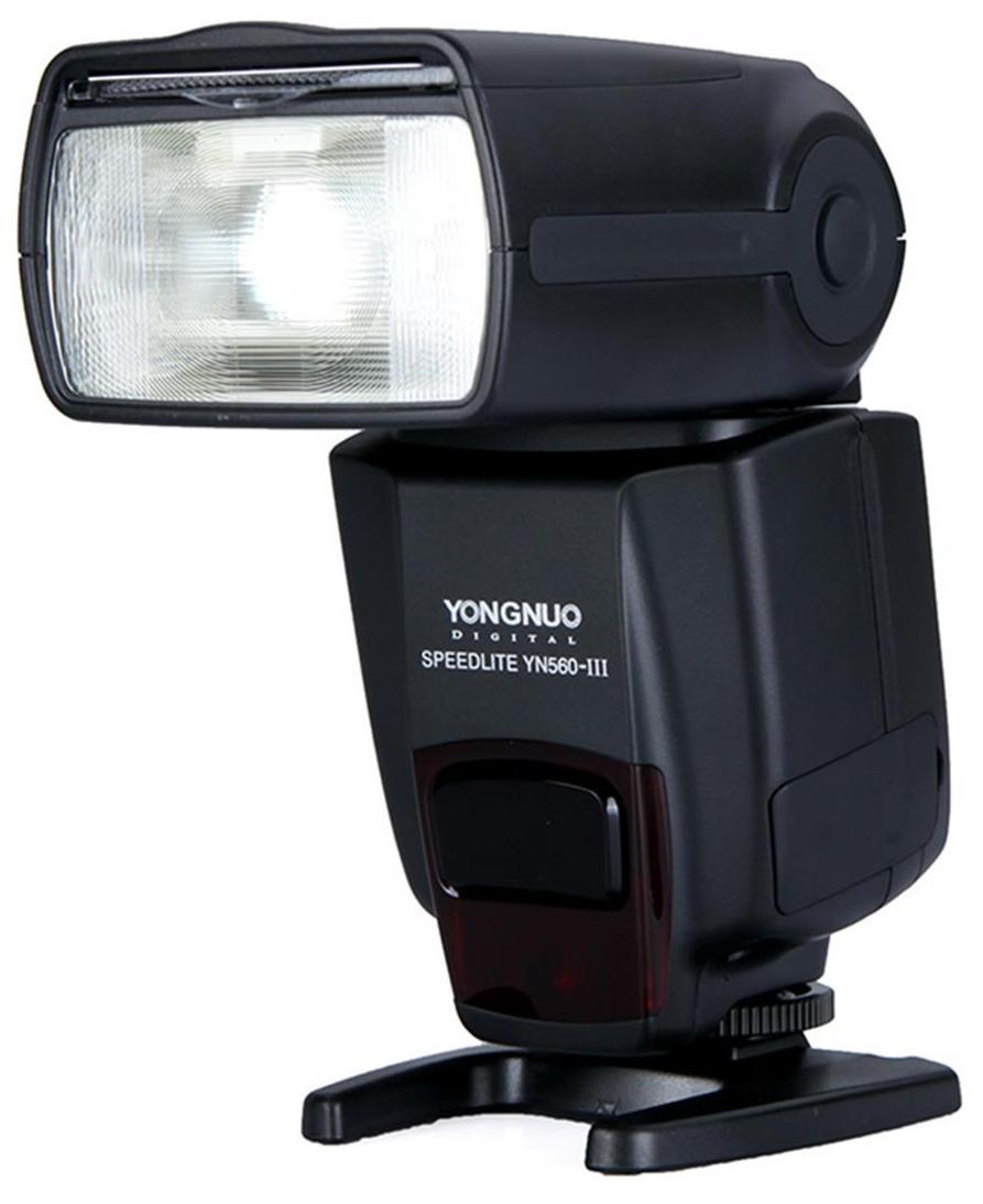 Yongnuo Flash Speedlite Speedlight YN560-III Support RF-602/603 for Canon Nikon Pentax Oympus 1