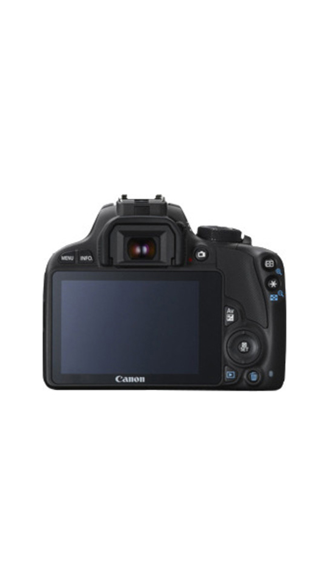 Canon EOS 100D Kit (EF S18-55 IS) DSLR
