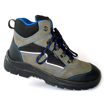 Allen Cooper Gents Hi Ankle Sport Safety Shoe With Steel Toe Cap Ac 1110 available at Paytm for Rs.18990
