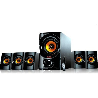 Ambrane AMS-2100 Home Audio System (5.1 Channel)