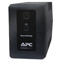 APC BX600CI-IN 600 VA UPS (Black)
