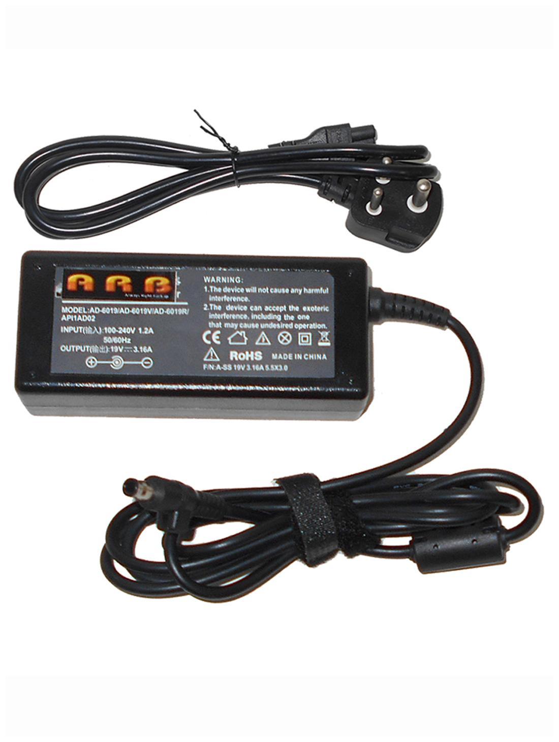 ARB Samsung NQ20RP2QTQ/SEG NQ20RP3P9G 60 W Laptop Adapter