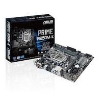 ASUS PRIME B250M-K LGA1151 DDR4 DVI VGA M.2 USB 3.0 B250 mATX Motherboard