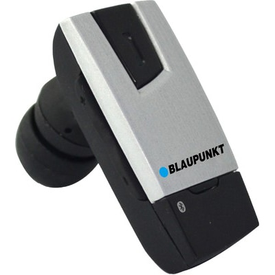 Blaupunkt BT HS 112 BT Headset For Mobiles (Silver)