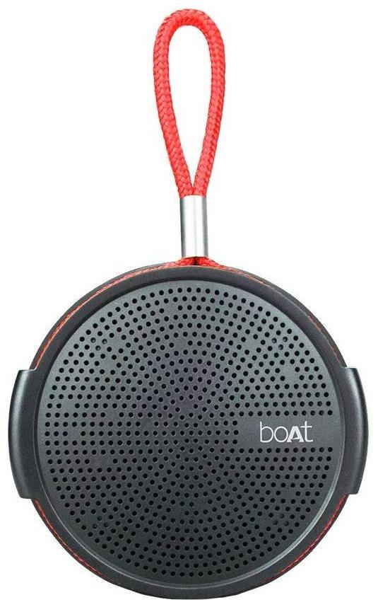 boAt Portable Bluetooth Speaker (Black)