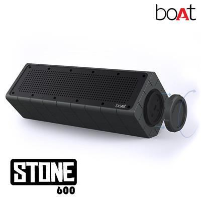 Boat Stone 600 Bluetooth Speaker (Black)
