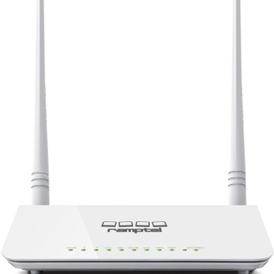 BSNL RD151 300 Mbps Wireless With Modem Router (White)