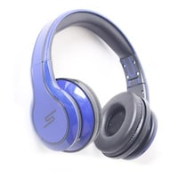 Callmate SMSASH006HB On-the-ear Headphone (Blue)