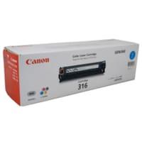 Canon 316C Toner Cartridge (Cyan)