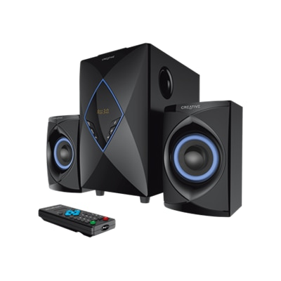 Creative SBS E2800 High Performance Home Audio System Speaker (Black)