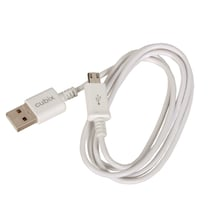 CUBIX Data Cable For Nokia 808 PureView (White)