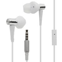 Cygnett CY-3-PWM Platinum Wired In Ear Earphone (White)