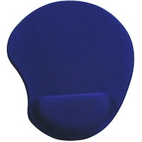 eGizmos Super Comfort Gel Mousepad For Computer/Desktop (Blue)