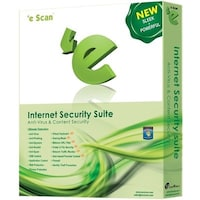 eScan Internet Security Suite (1 PC/1 Year)