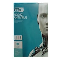 Eset Nod32 Antivirus 1Pc / 1Yr (BUY 1 GET 1 OFFER)