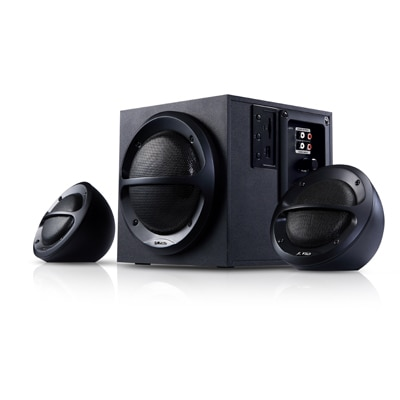 F&D A111F 2.1 Channel Multimedia Speaker (Black)