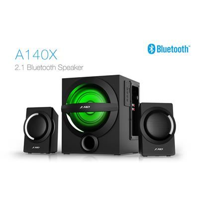 F&D A140F 2.1 Multimedia Speaker (Black)