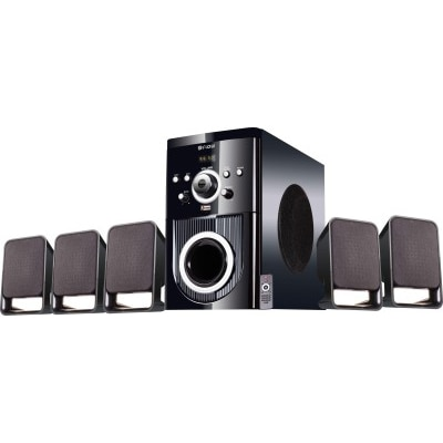 Flow Buzz Wired 5.1 Channel Home Audio System
